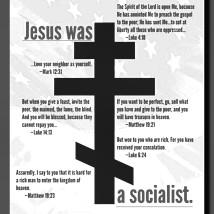 Jesus was a socialist